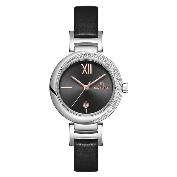 ساعت مچی عقربه ای زنانه نیوی فورس مدل NF5007L - ME-NO              خرید (⭐️⭐️⭐️)