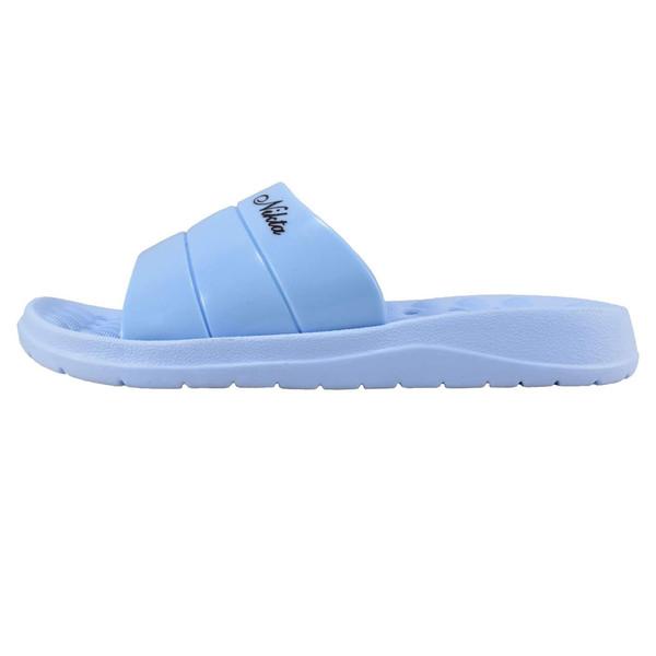 دمپایی زنانه نیکتا کد L1- L231 رنگ آبی