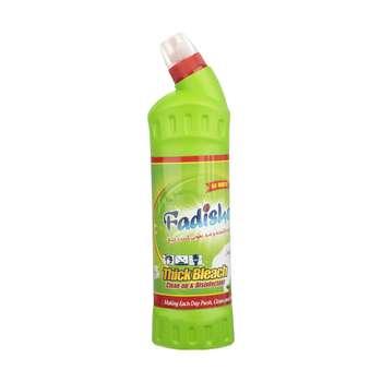 مایع سفید کننده و ضد عفونی کننده فدیشه مدل Green Lemon حجم 750 میلی لیتر