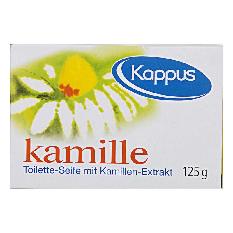صابون شستشو کاپوس مدل Kamille وزن 125 گرم