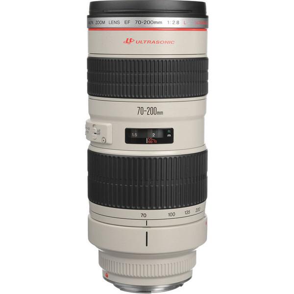 لنز کانن مدل  EF 70-200mm f/2.8 L USM