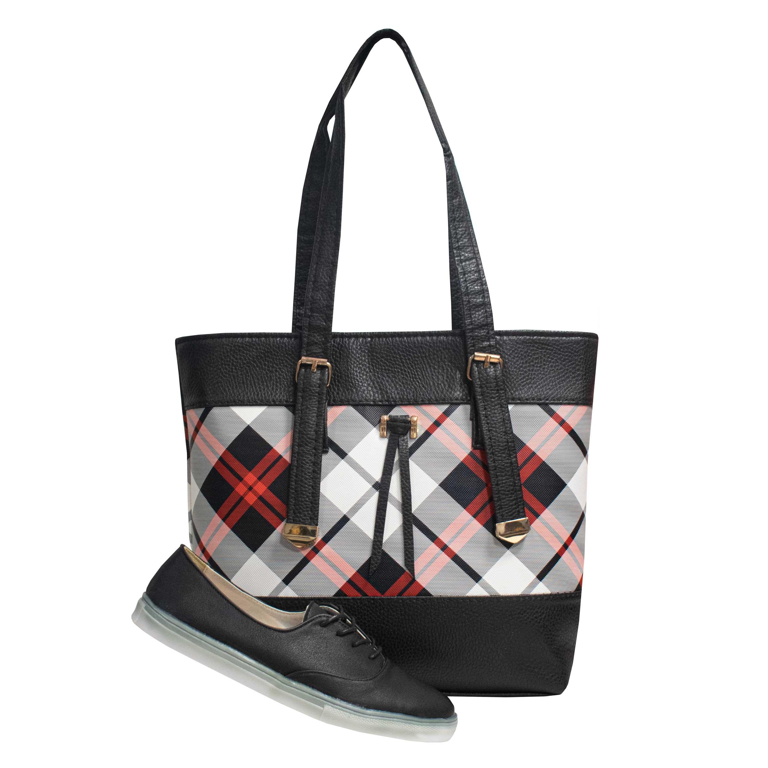 ست کیف و کفش زنانه کد SE113