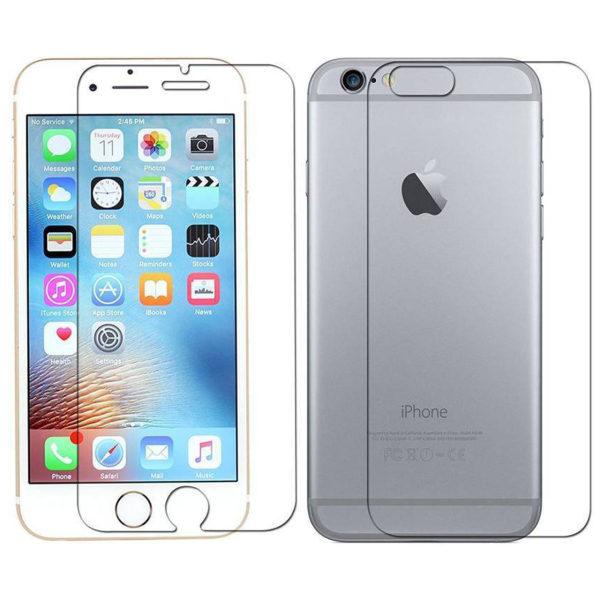محافظ صفحه نمایش و پشت گوشی لیتو کد 010 مناسب برای گوشی موبایل اپل iPhone 6/6s