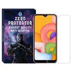 محافظ صفحه نمایش زیرو مدل SDZ_01 مناسب برای گوشی موبایل سامسونگ Galaxy A01