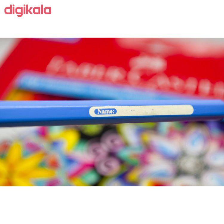 مداد رنگی 24 رنگ مدل Classic main 1 8