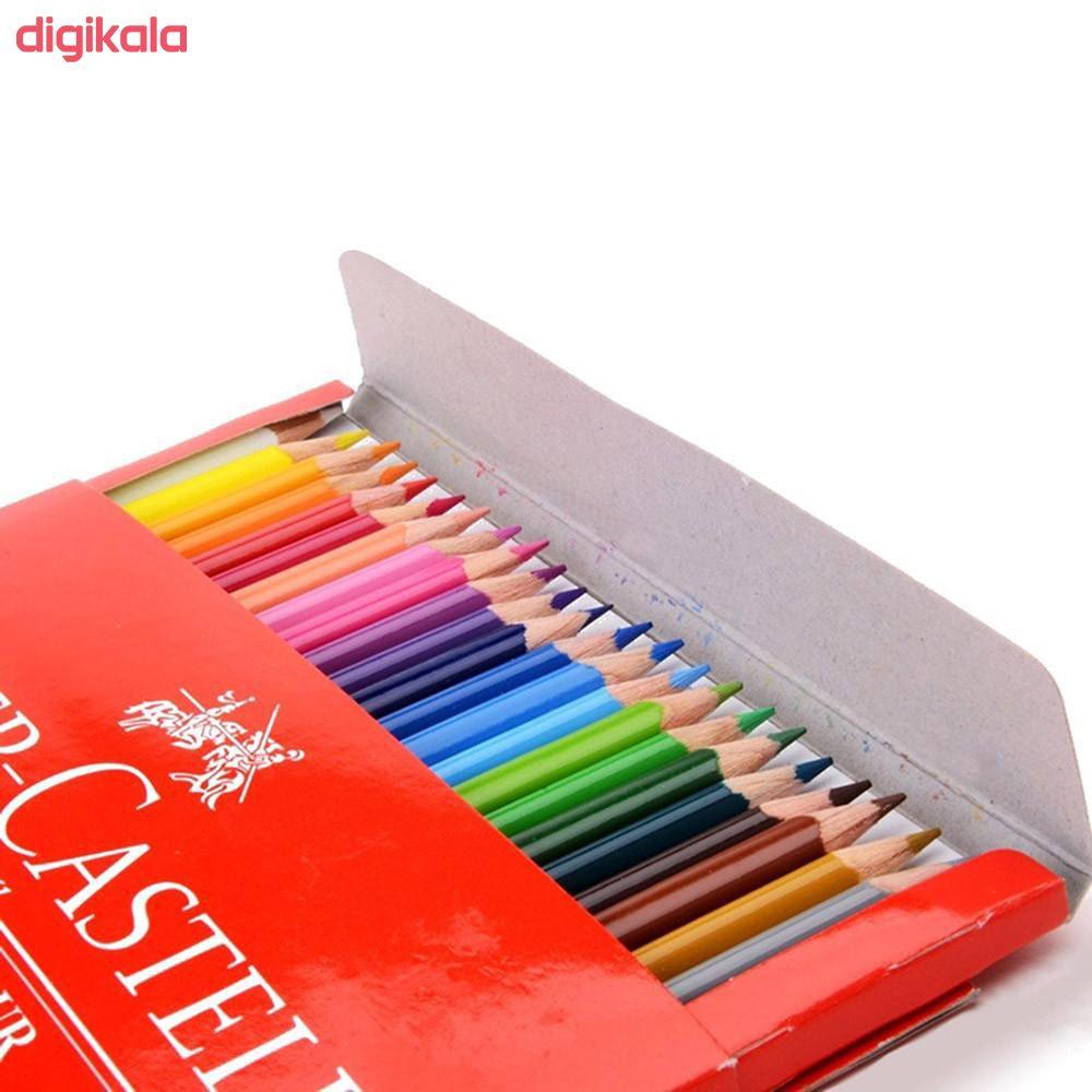 مداد رنگی 24 رنگ مدل Classic main 1 10