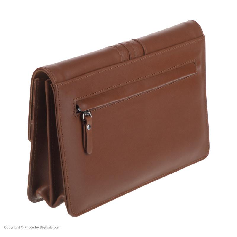 کیف دستی مردانه چرم مشهد مدل P0983-087