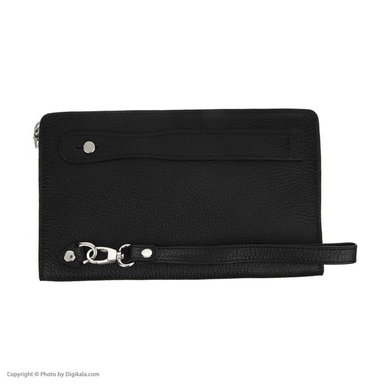 کیف دستی مردانه چرم مشهد مدل P0960-001