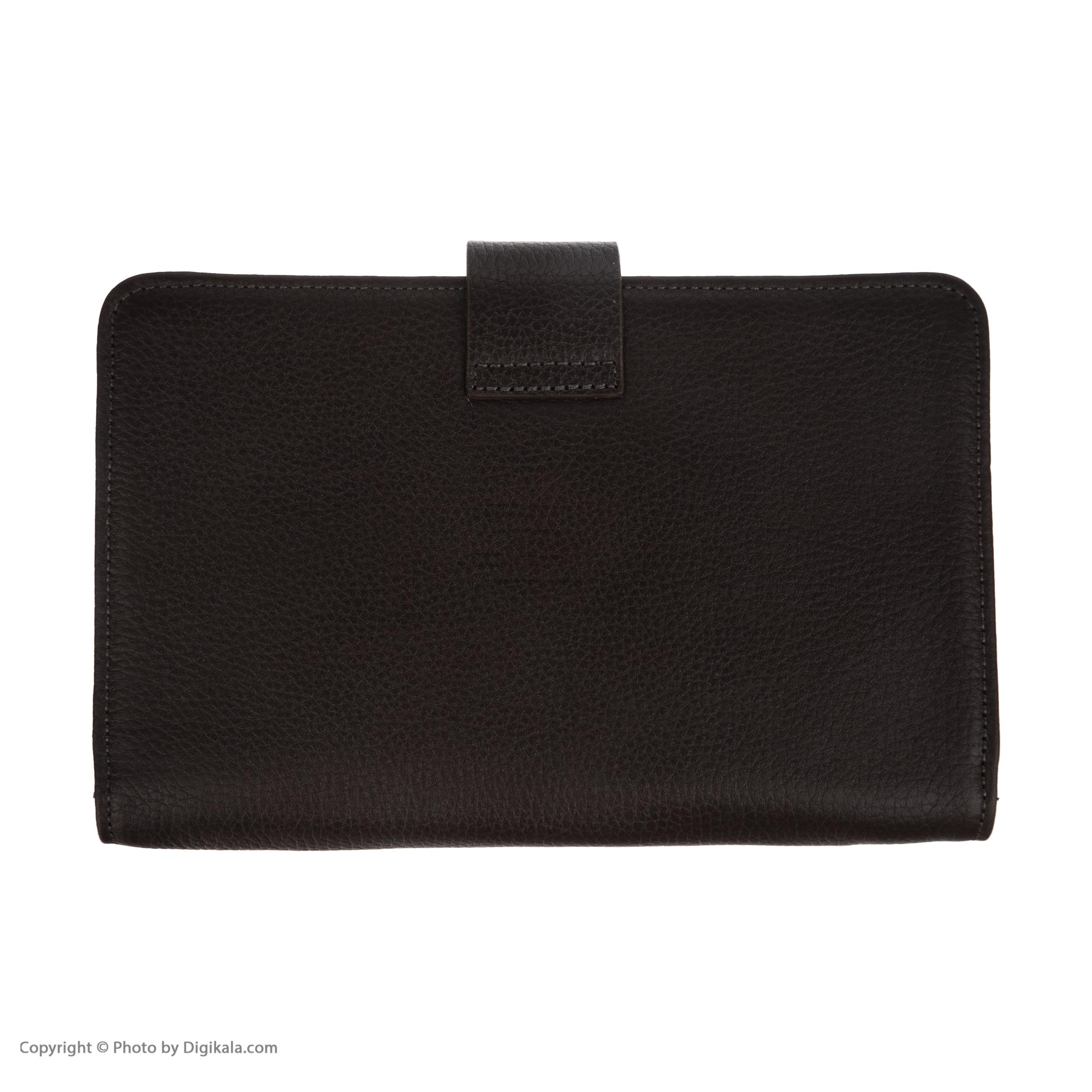 کیف دستی مردانه چرم مشهد مدل P5520-089