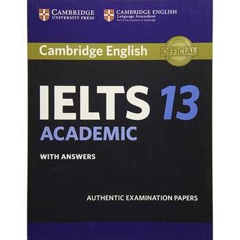 کتاب IELTS 13 Academic اثر جمعی از نویسندگان انتشارات Cambridge