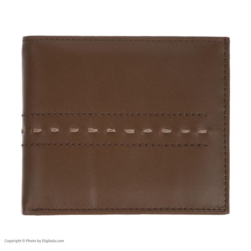 کیف پول مردانه چرم مشهد مدل D5041-078