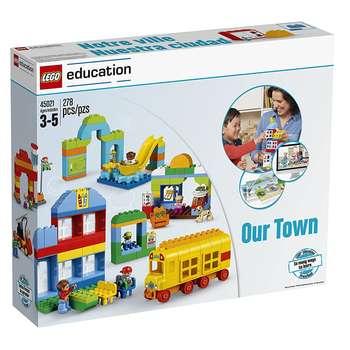 لگو سری education مدل Our Town کد 45021