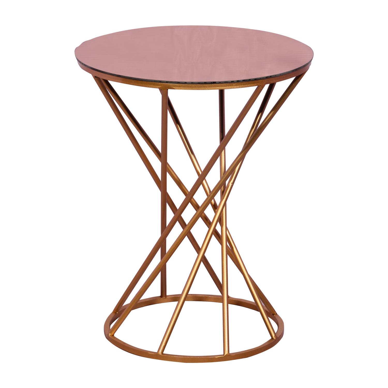 میز عسلی مدل پیچ کد MS1