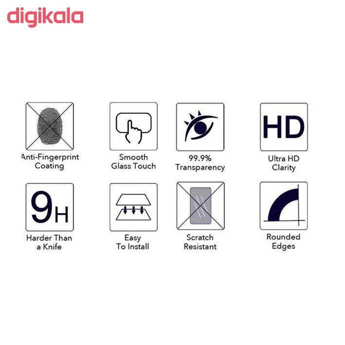محافظ صفحه نمایش مدل GHF مناسب برای گوشی موبایل هوآوی 2018 Y9 prime بسته 2 عددی main 1 3