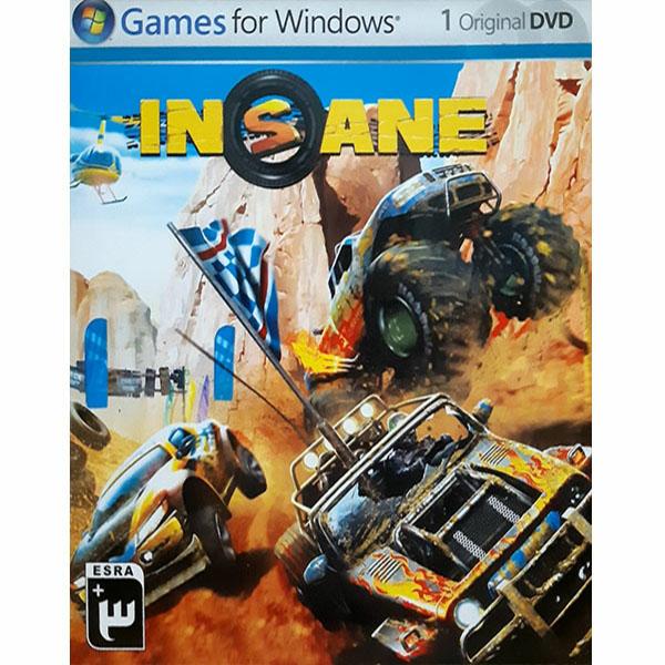 بازی INSANE مخصوص PC