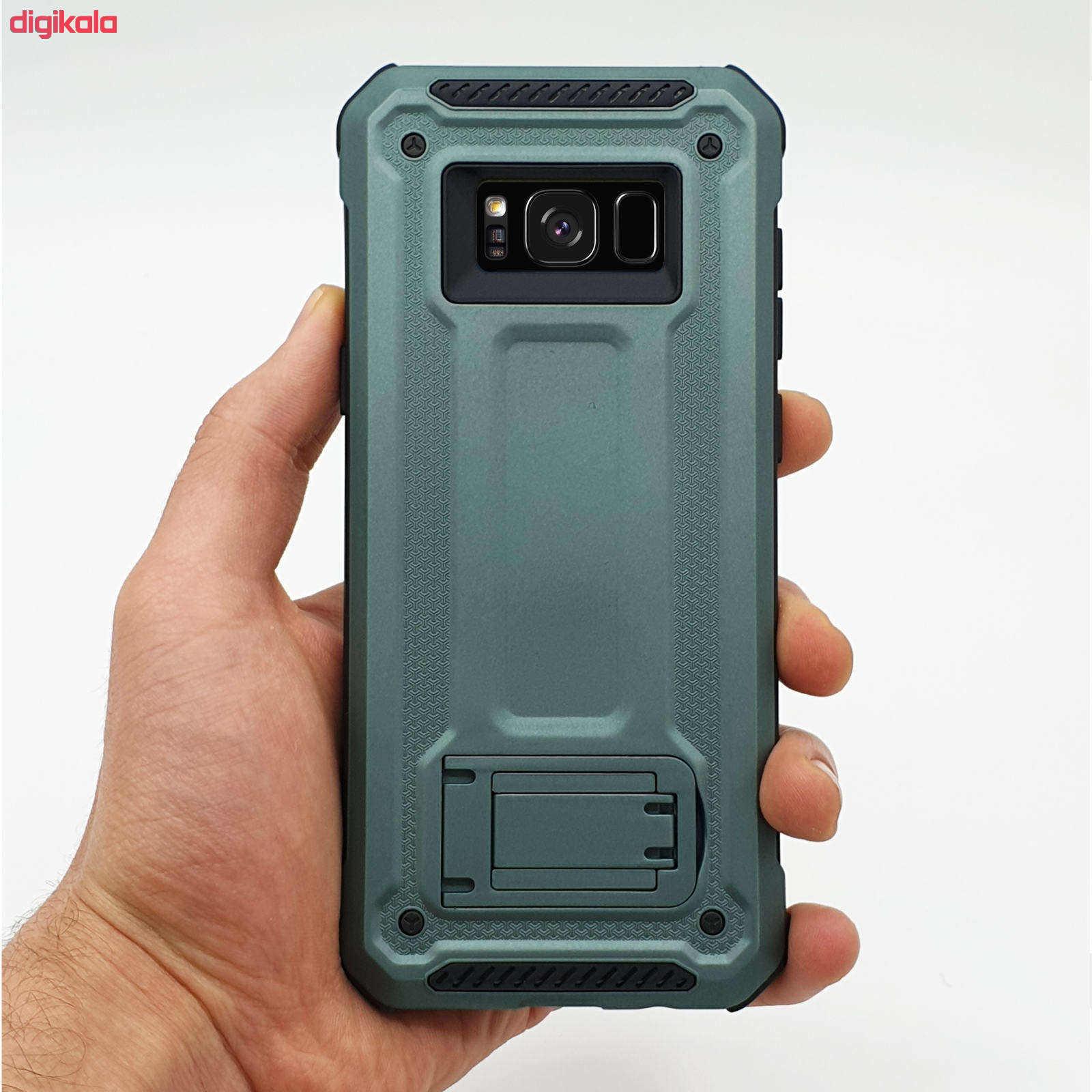 کاور کینگ پاور مدل W21 مناسب برای گوشی موبایل سامسونگ Galaxy S8 main 1 6