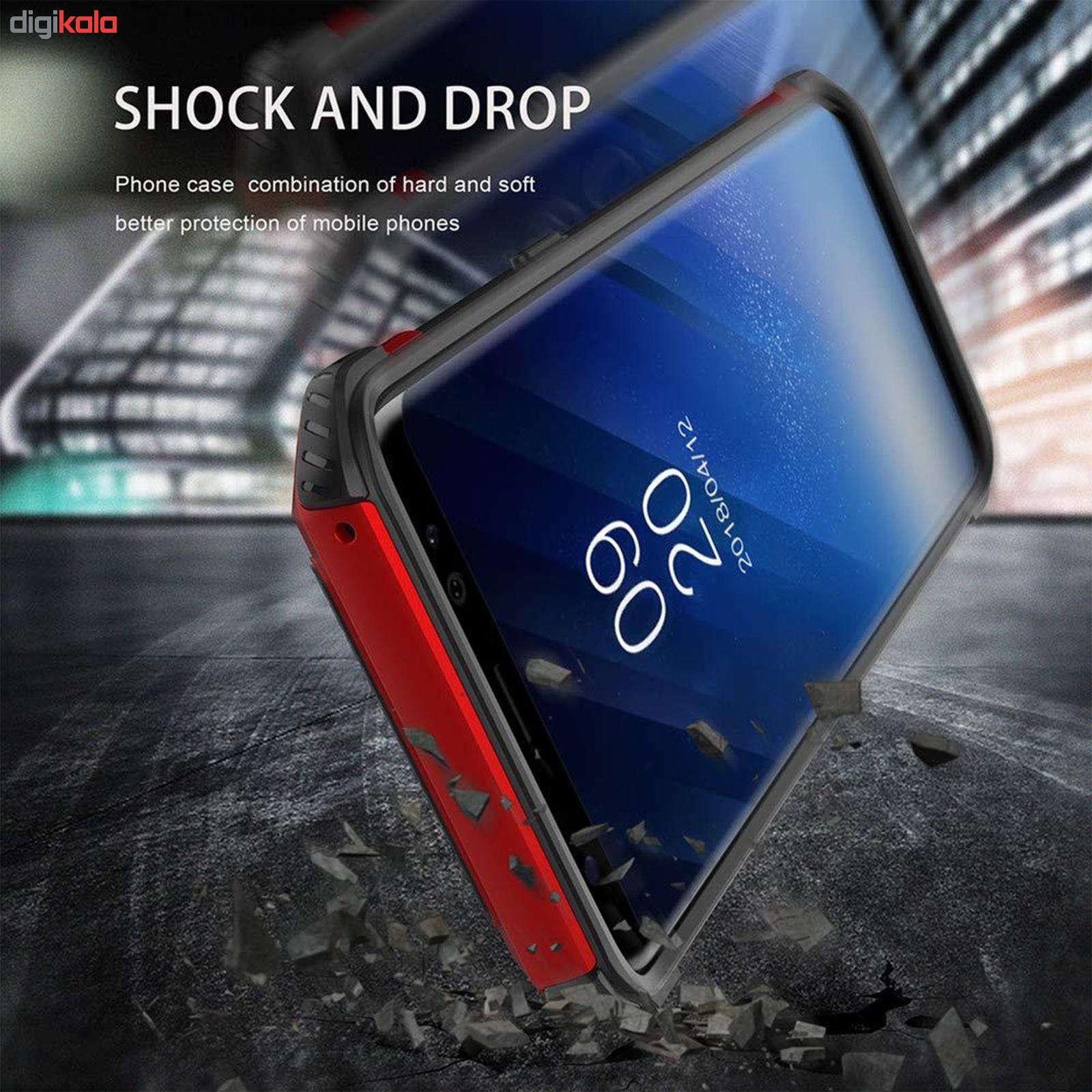 کاور کینگ پاور مدل W21 مناسب برای گوشی موبایل سامسونگ Galaxy S8 main 1 8