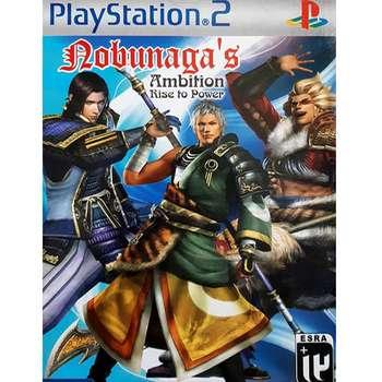 بازی Robunaga's Ambition مخصوص PS2