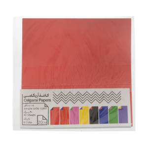 کاغذ اوریگامی مدل 309