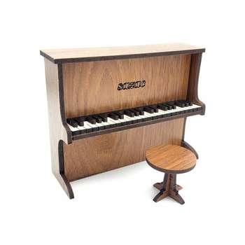 ماکت دکوری طرح ساز پیانو کد VZ009