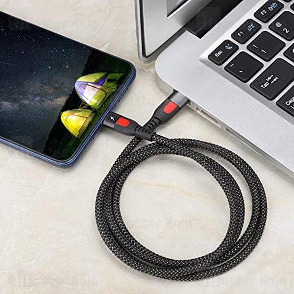 کابل USB-C ریمکس مدل RC-151cc طول ۱ متر