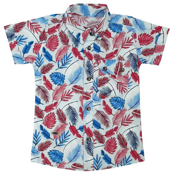 پیراهن پسرانه مدل TIN5