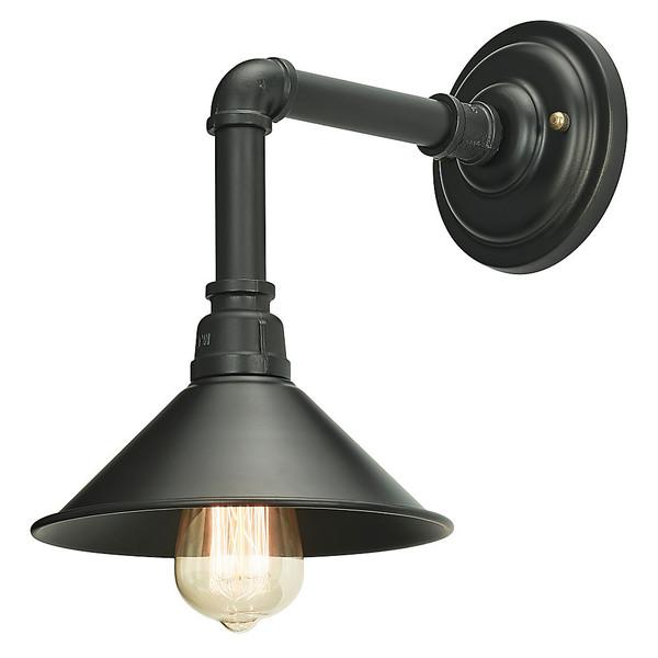 چراغ دیواری روشنایی بزرگ زاده کد 487