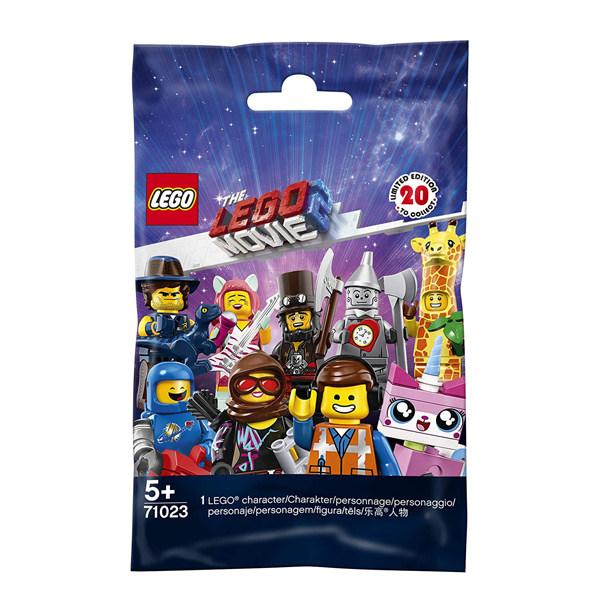 فیگور شانسی لگو مدل Lego Movie 2 کد 71023