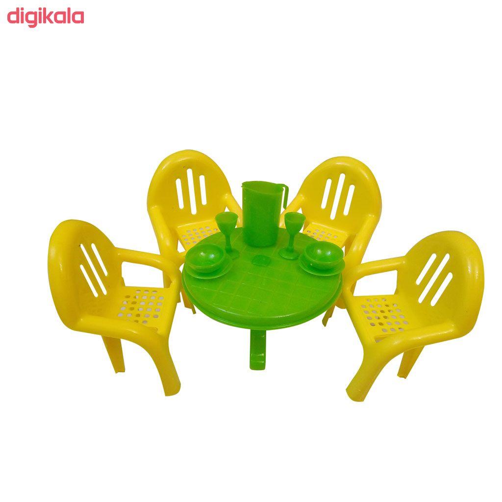 میز و صندلی اسباب بازی مدل a07 main 1 1