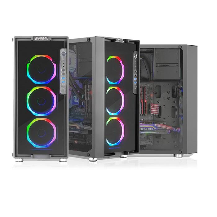 کامپیوتر دسکتاپ گرین مدل Z6 Artemis