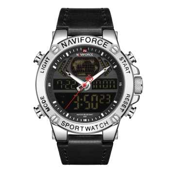 ساعت مچی دیجیتال مردانه نیوی فورس مدل NF9164M - ME-NO