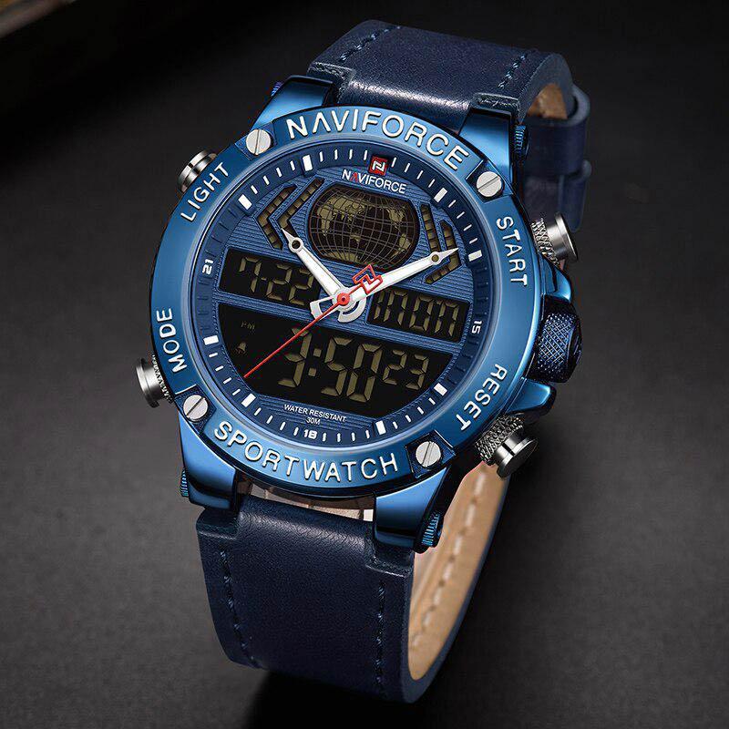 ساعت مچی دیجیتال مردانه نیوی فورس مدل NF9164M- SO-SO             قیمت