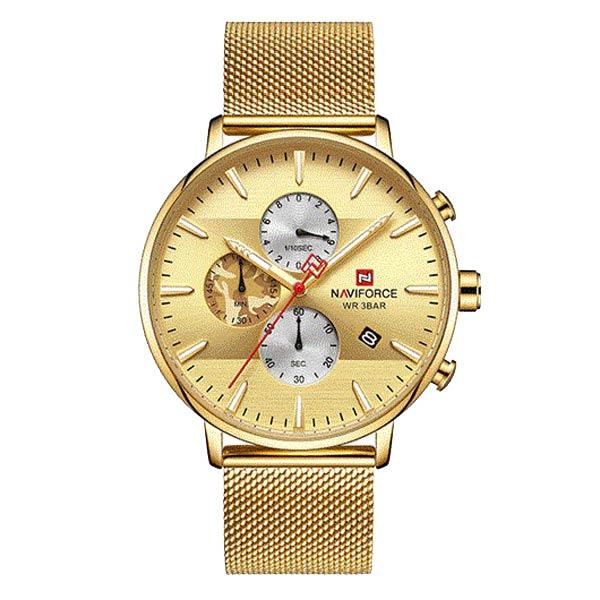 قیمت و خرید                      ساعت مچی عقربه ای مردانه نیوی فورس مدل NF9169M - TA-TA