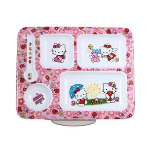 ظرف غذای کودک مدل کیتی کد 705