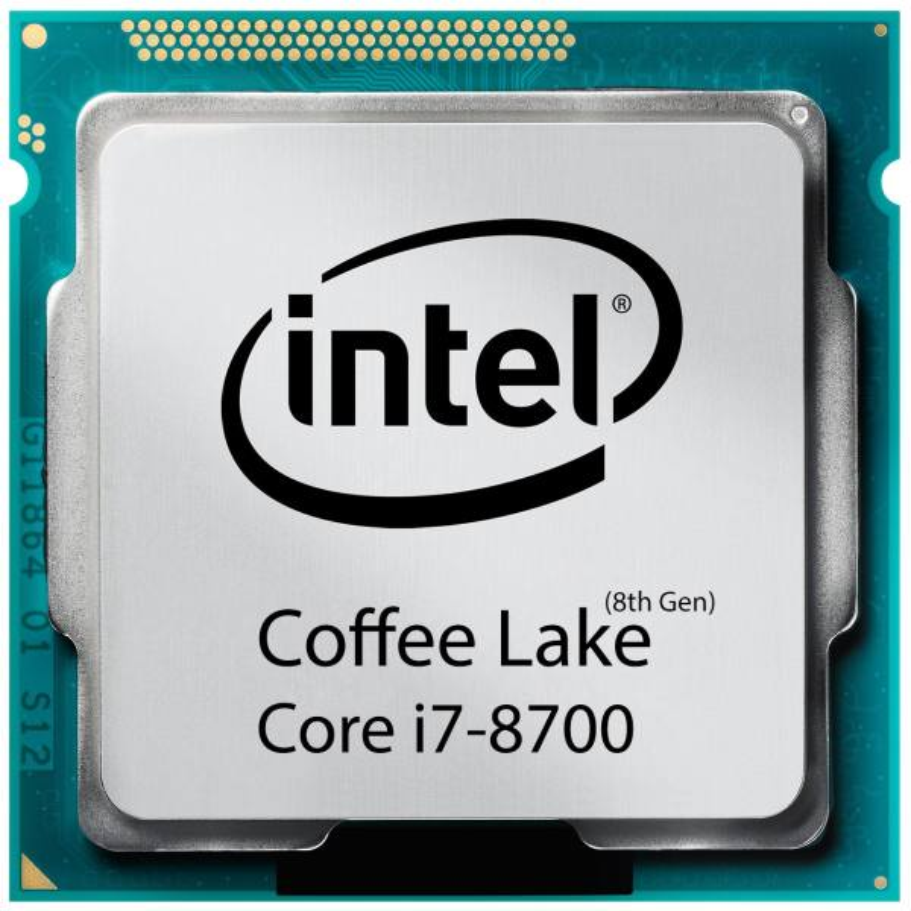 پردازنده مرکزی اینتل سری Coffee Lake مدل Core i7-8700 تری