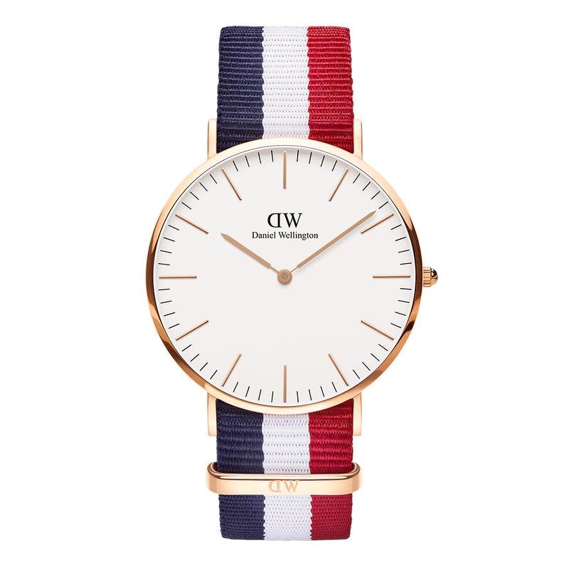 ساعت مچی عقربه ای مردانه دنیل ولینگتون مدل 100003              خرید (⭐️⭐️⭐️)