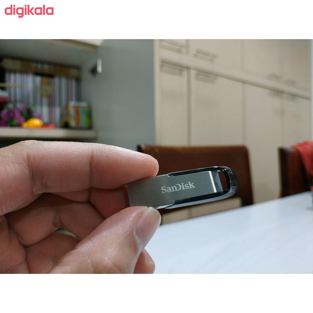 فلش مموری سن دیسک مدل Ultra Flair CZ73 ظرفیت 64 گیگابایت main 1 7