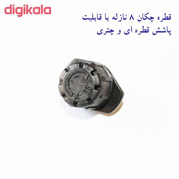 لوازم آبیاری قطره ای تهران دریپ مدل ALFA-100 مجموعه 100 عددی main 1 15