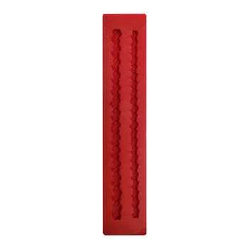 قالب فوندانت طرح طناب کد 32368