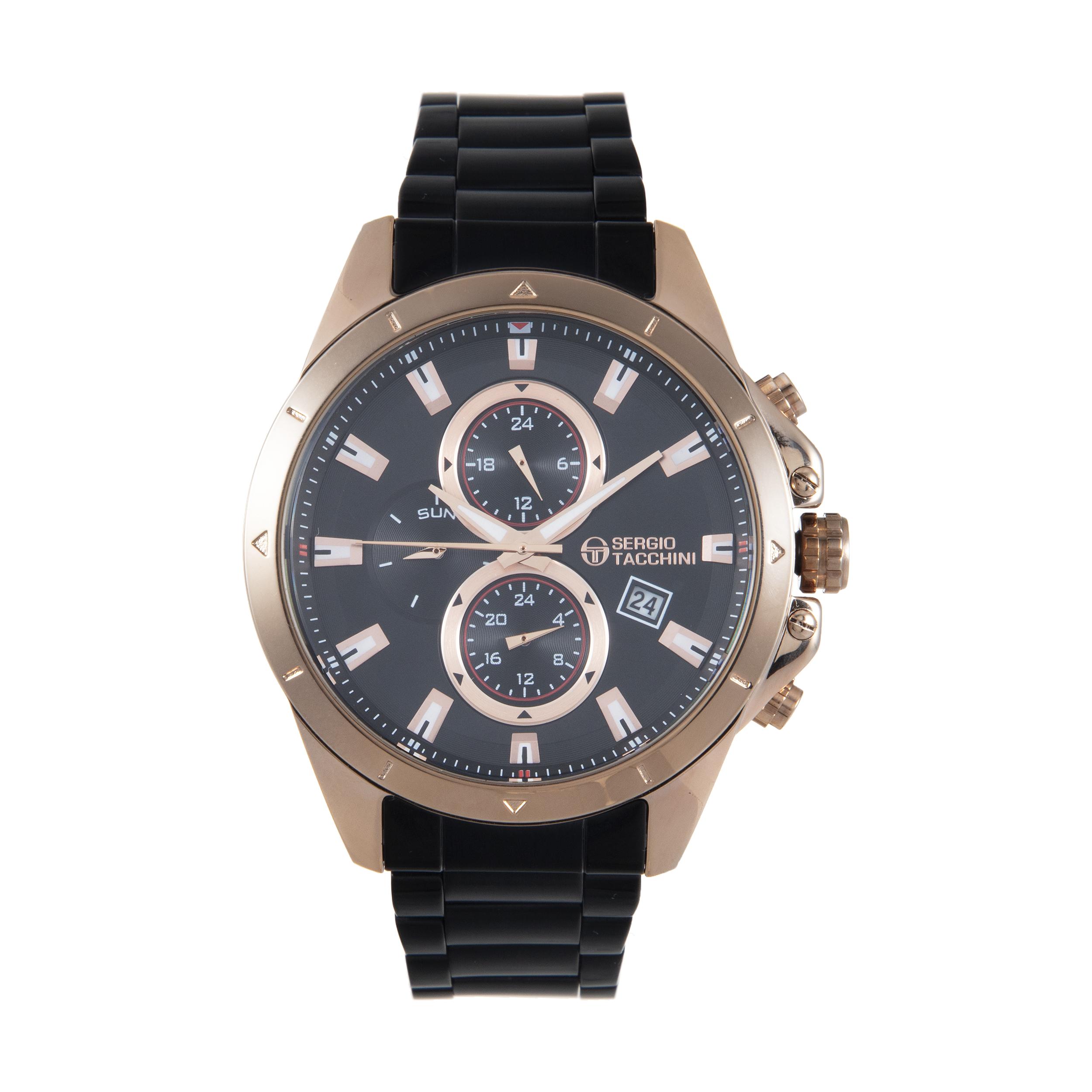 ساعت مچی عقربه ای مردانه سرجیو تاچینی مدل ST.19.105.05