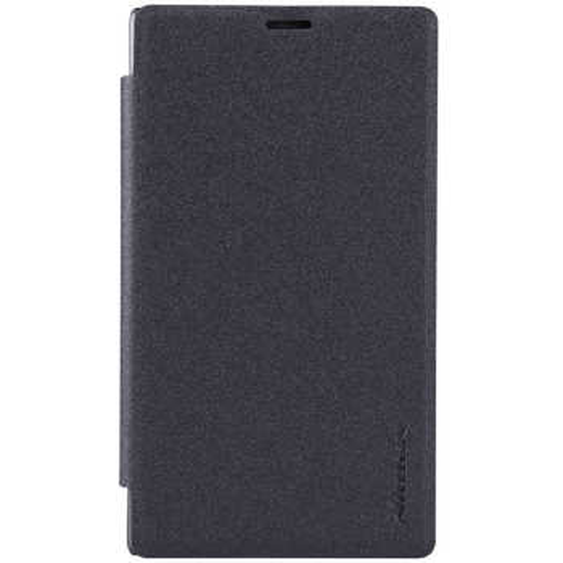 کیف کلاسوری نیلکین مدل New Leather Sparkle مناسب برای گوشی موبایل مایکروسافت Lumia 532