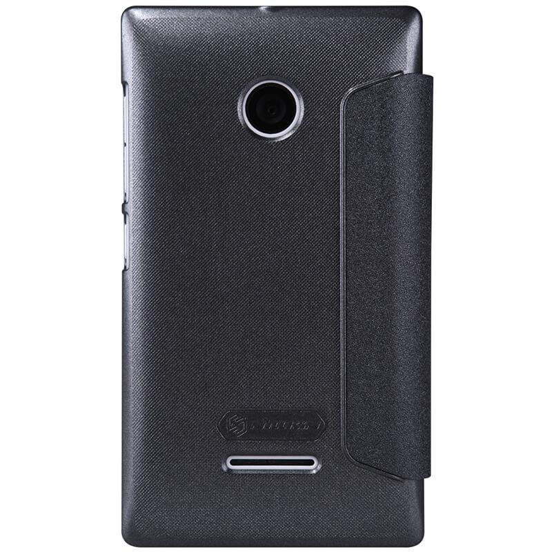 کیف کلاسوری نیلکین مدل New Leather Sparkle مناسب برای گوشی موبایل مایکروسافت Lumia 532 main 1 1