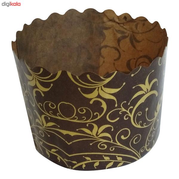 کپسول کاپ کیک مدل Behgaz بسته 20 عددی