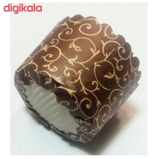 کپسول کاپ کیک مدل Behgaz بسته 20 عددی main 1 2