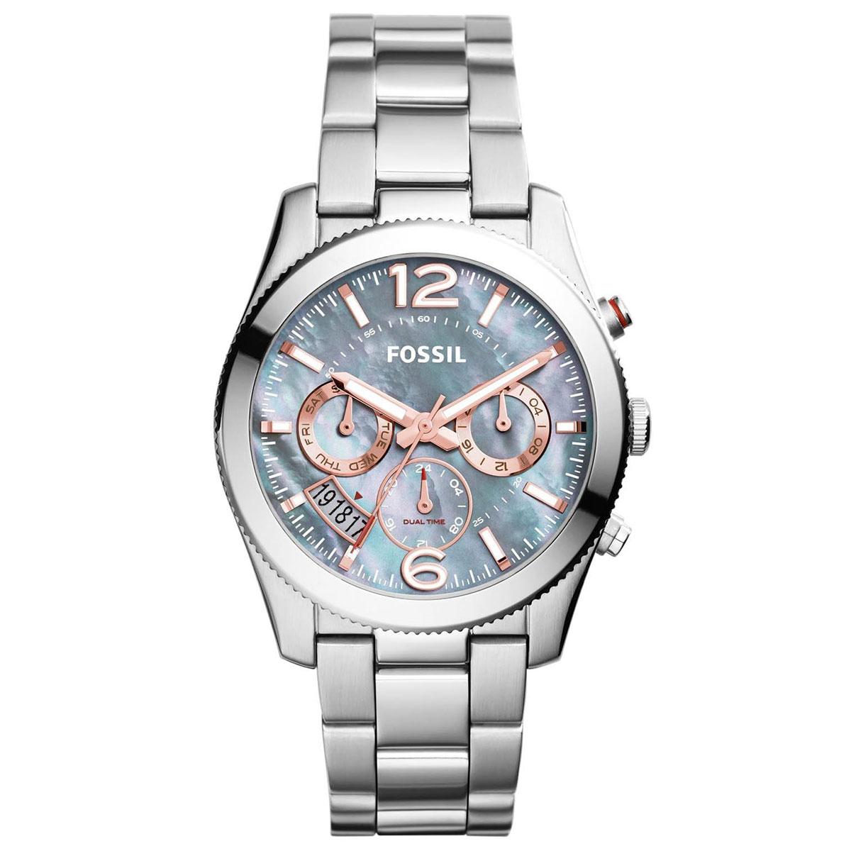 ساعت مچی عقربه ای زنانه فسیل مدل ES3880              ارزان