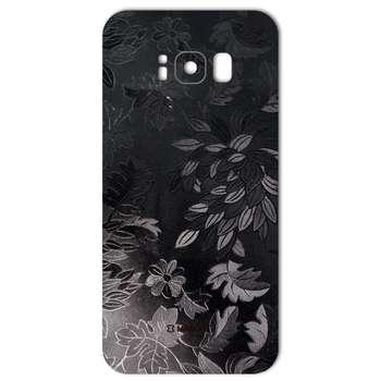 برچسب پوششی ماهوت مدل Wild-flower Texture مناسب برای گوشی  Samsung S8