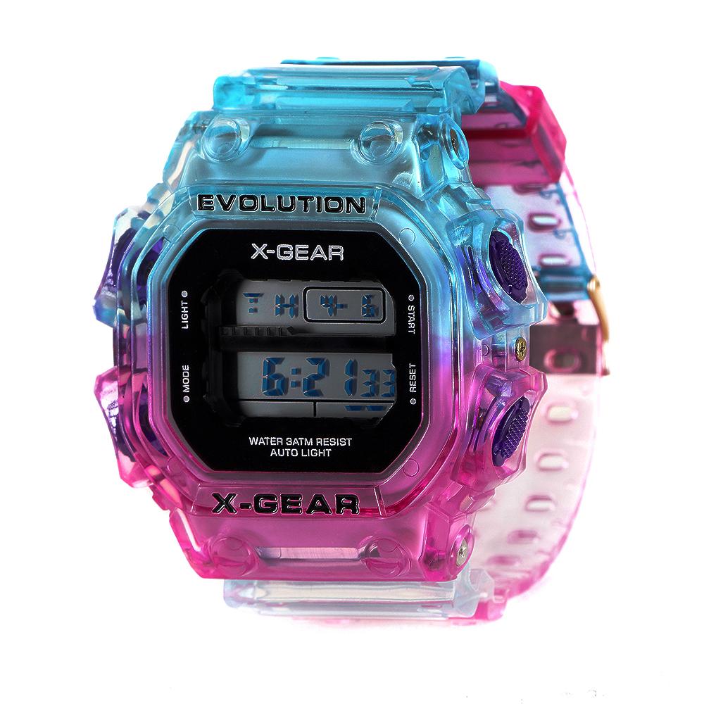 ساعت مچی دیجیتال مردانه ایکس گیر کد pc011             قیمت