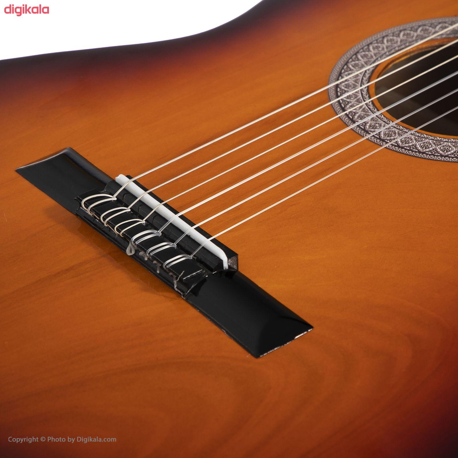 گیتار کلاسیک کینگ مدل K1-01 main 1 8