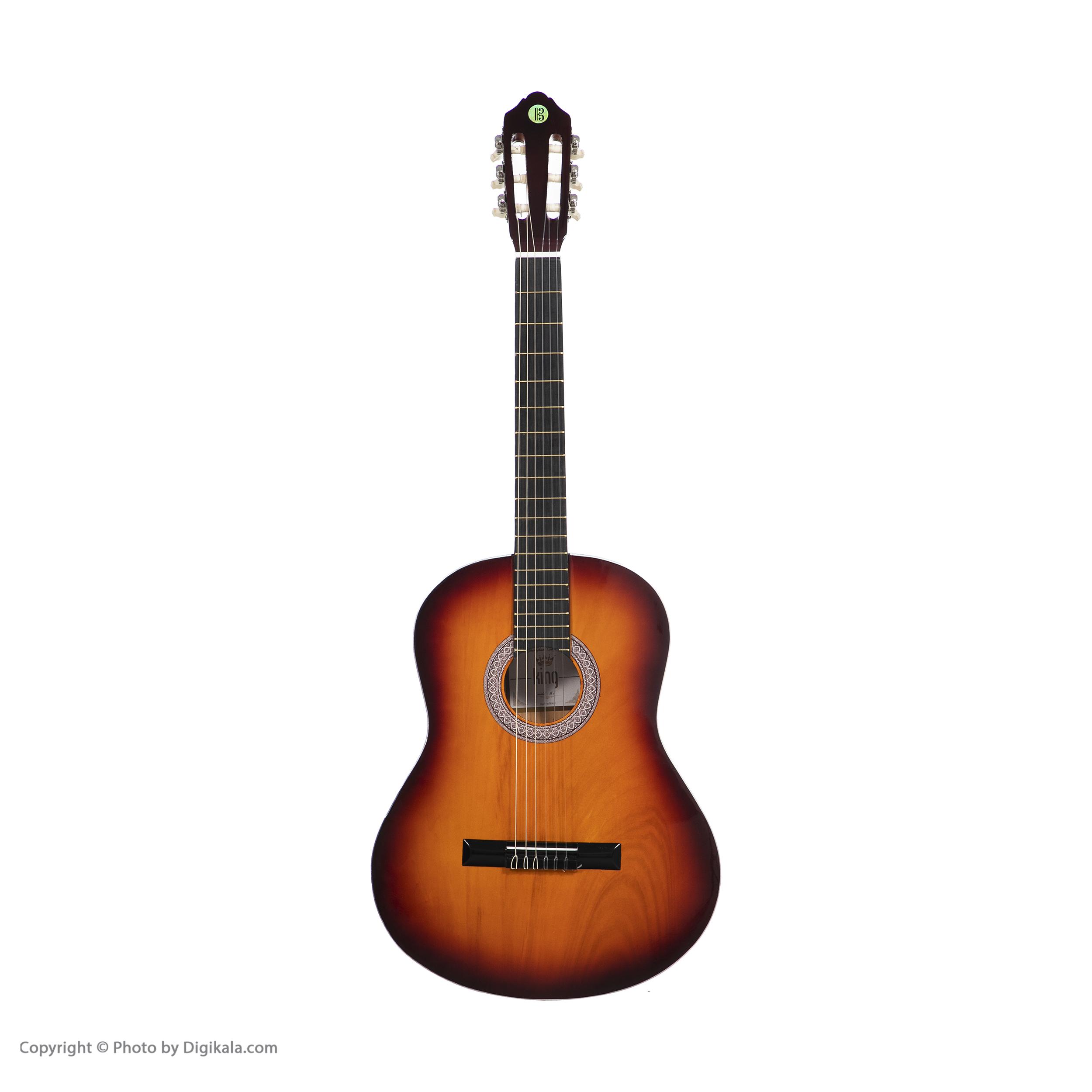 گیتار کلاسیک کینگ مدل K1-01 main 1 9