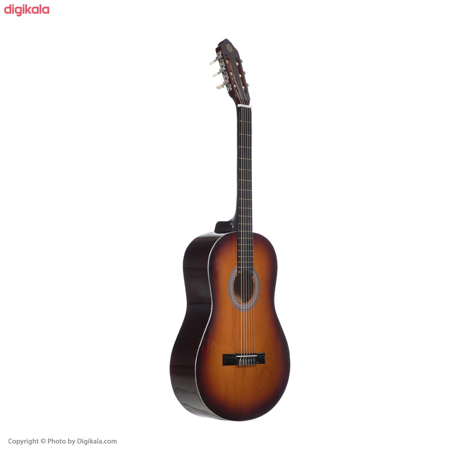 گیتار کلاسیک کینگ مدل K1-01 main 1 4